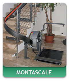 Montascale